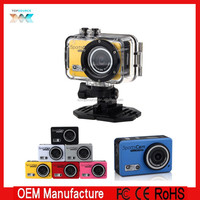 F39 8.0MP 1080P FULL HD WIFI 120 degree wide-angel lens win 8 sport vedio camera pc camera