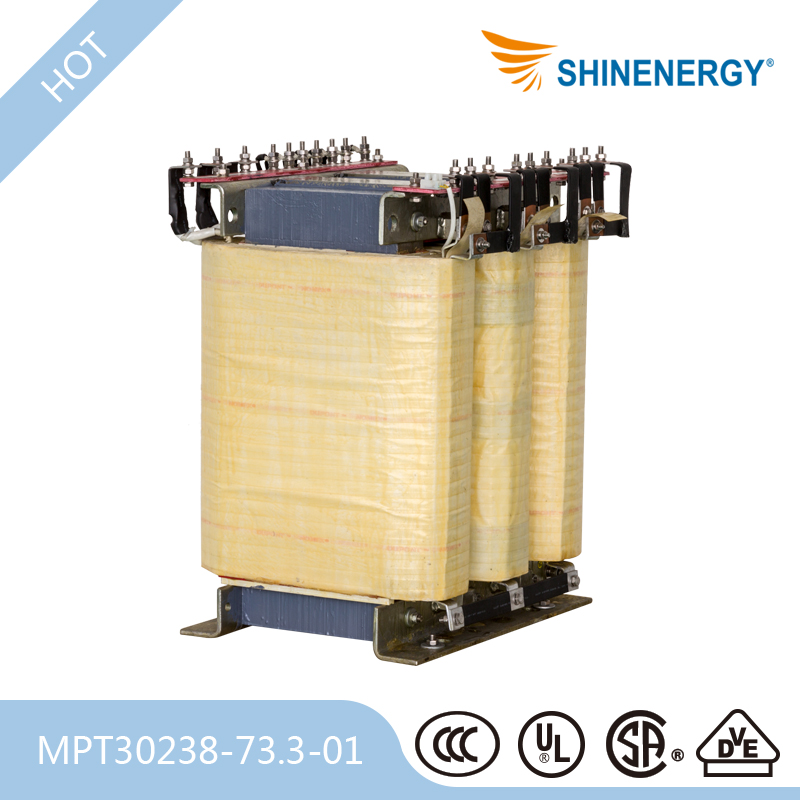 10Kva Dg Series Single Phase Isolation Dry Type Transformer