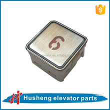 FUJI elevator push button, escalator Spare Parts, elevator push button