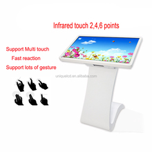 "42"" school/training/video conference/mall use,touch screen all in one pc kiosk"