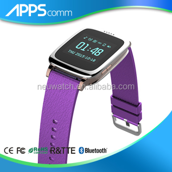 Smart watch Sleep+Sports monitoring Bluetooth bracelet Music play