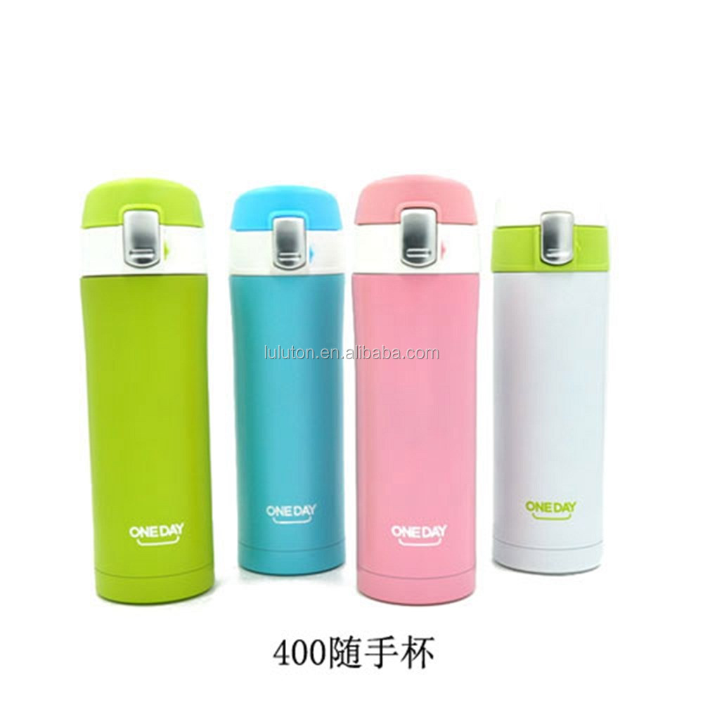 Lifestyle Insulated unique Stainless Steel Water Bottle