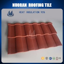 Nuoran corrugated roofing sheet antique metal japanese roof tiles
