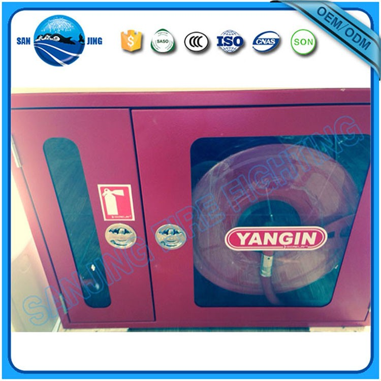 tailor-made firm fire equiment Fire hose reel box