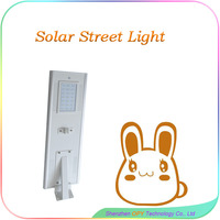 Ip65 20W Solar Led Road Street Light with Lithium Battery