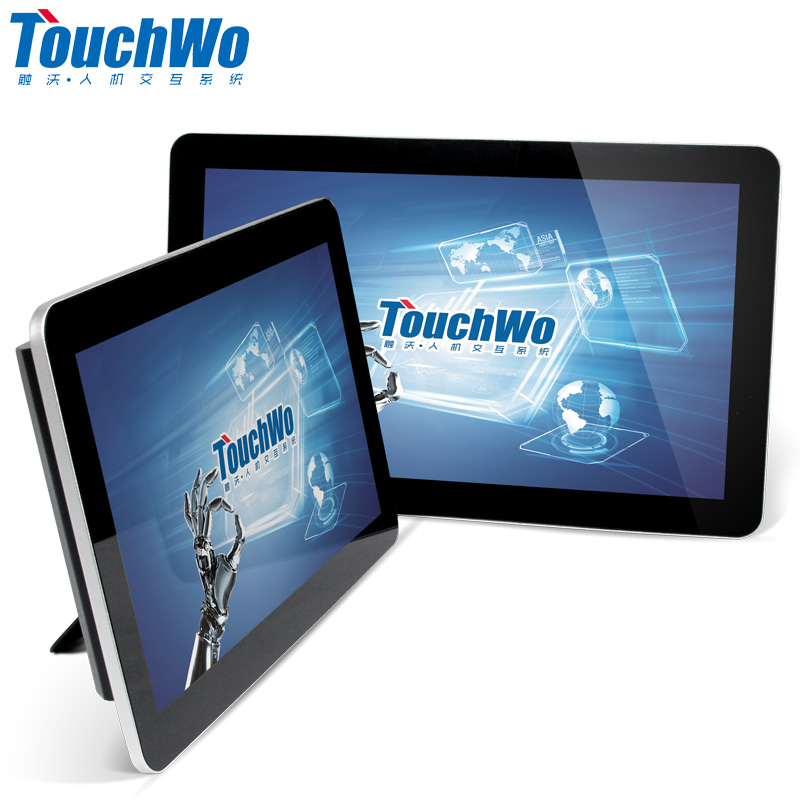 13.3 inch mini lcd monitor touch screen with wall mount