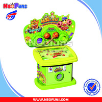 Hot Sale Fantasy Toys Hammer Game Redemption Intelligence-cultivate Machine Two Players NF-R48B