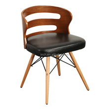 Anji factory direct sale bentwood modern cheap wood bar stools