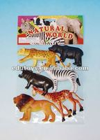 Plastic Toy Animal - Wild Animal Toy
