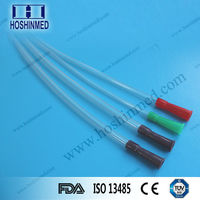 Hydrophilic coated inner OEM printed latex rectal tube manufacturer