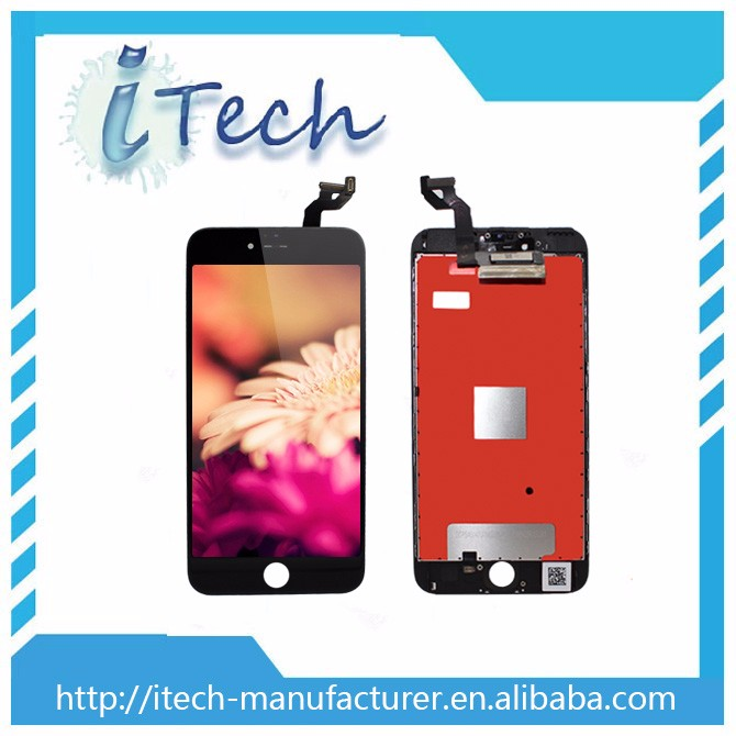 Tested before shipment mobile phone lcd display replacement for ihpone 6s plus