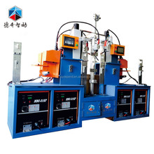 4 arc welder double-station arc industrial production welding equipment arc welding machine for warehousing system rack column