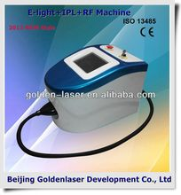 2013 laser tattoo removal slimming machine cavitation E-light+IPL+RF machine terminal hair removal diode laser machine