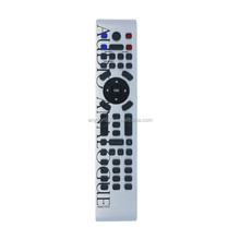 smart tv remote control universal use with aluminum panel,learning codes