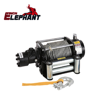 High Quality Stronger Durable hydraulic recovery winch