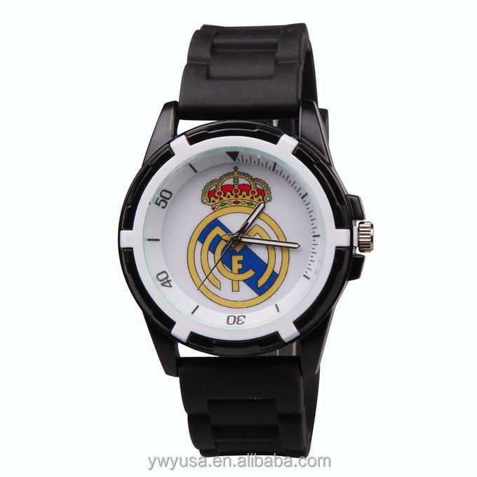 wholesale silicone watch kid football watch
