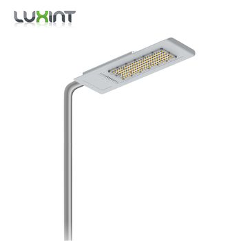 2018 100w Product optional smart photocell control professional optical design low glare IP65 Led Street Light