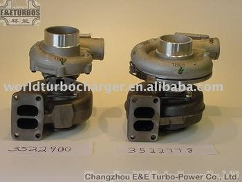 H1C turbocompresor completo Turbo motor