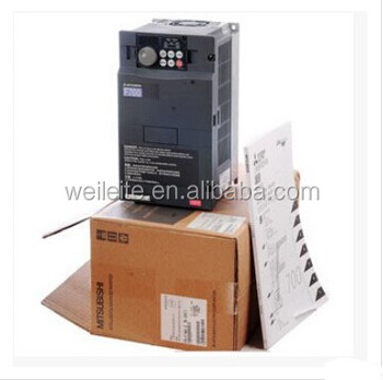 Mitsubishi FR-E740-0.75K-CHT variable frequency inverter ac frequency inverter FR-A740 series, 3-phase 380V 50Hz grade, high