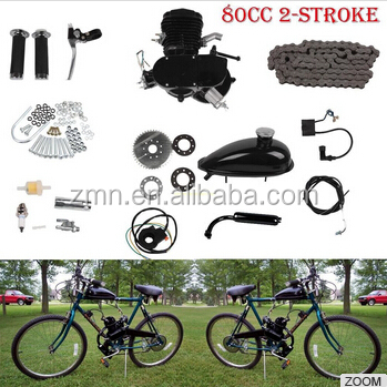 Motorized Bike Engine Kit/ 2 Stroke Bicycle Engine Kit/ Gasoline Engine Factory