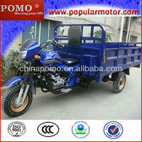 Hot Top Popular Gasoline 2013 Chinese Cheap 250CC Cargo Tricycle Reverse Gear