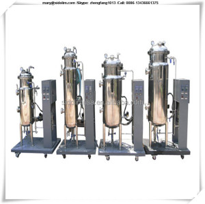 ss304 beer fermenter vessel | 1000l 8000l double wall conical fermenter | yeast extract industrial fermentation