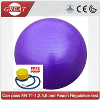 Anti-burst exercisenastic ball/exercise Ball/85cm exercise ball