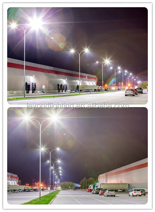 The best selling professional 80w 2018 aluminum die cast led street light