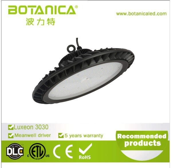 Industrial Led High Bay Light 200w Ufo Led High Bay Light Meanwell ...