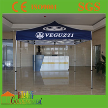 10x10ft folding tent Commercial steel outdoor tent canopy Folding instant outdoor hexagonal tent easy up camping canopy