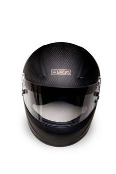 Carbon Auto Racing Helmet with SNELL SAH2010 and FIA8858-2010 standard