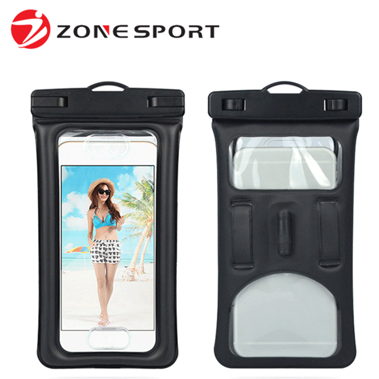 China Manufacturer Alibaba Wholesale Cell Phone Case Pouch Mobile Waterproof Phone Bag