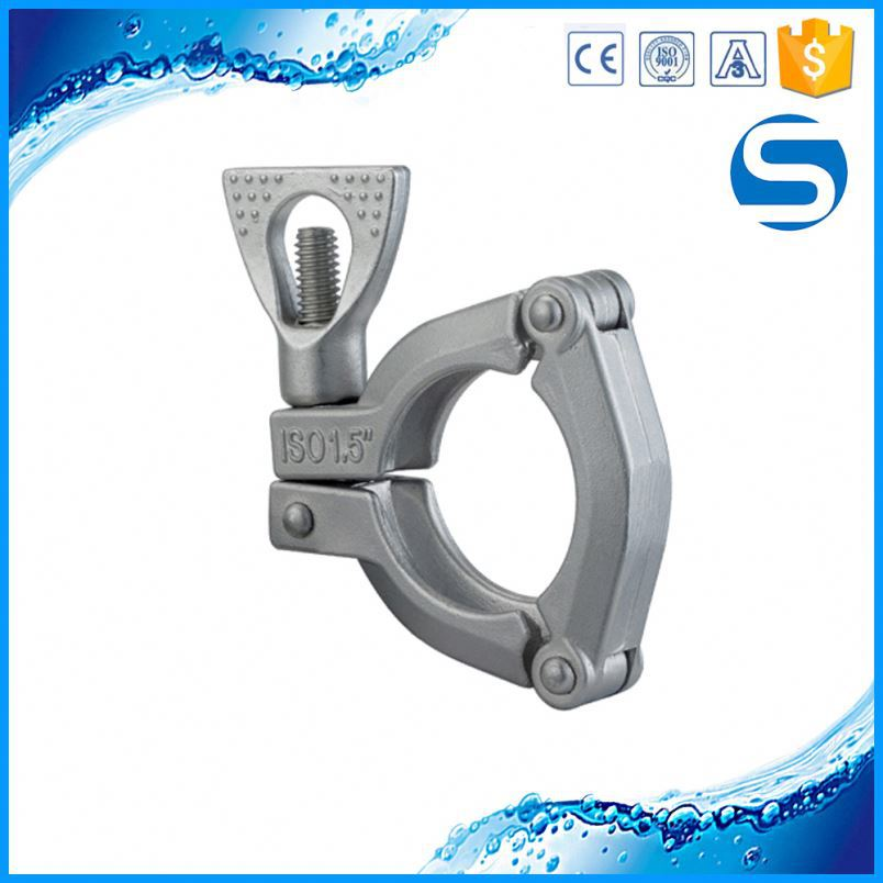 Customized sanitary ferrule end tri clamp