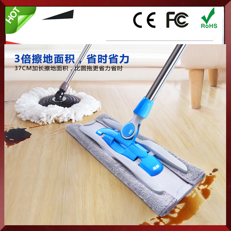 Bucket Super Folding Handle Mop As Seen On Tv