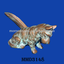 High Quality Scottish Dog Shaped Tabacco Pipe Holder