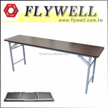 Rectangle Folding Office Meeting Room Table