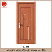 2014 Popular PVC wooden door for Kicthen