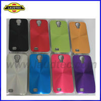 Luxury New Design Aluminum Case for Samsung Galaxy S4 I9500 Phone Accessories Made in China