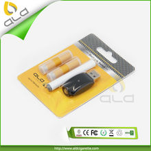 Mini clam shell packing lightweight electric cigarette