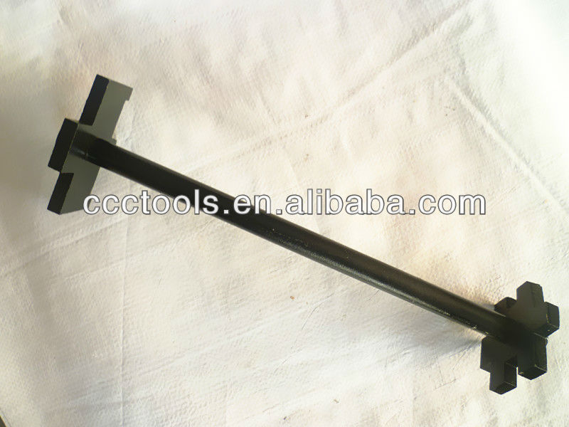 carbon steel,special tools 350mm Bung Wrench