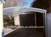 Aluminum bicycle Carport/Car shelter for SALE
