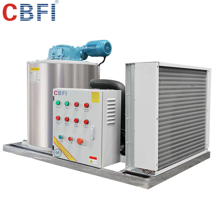 Commercial 2 Tons Flake Ice Machine Price