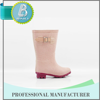 Top 10 Low price Removable rubber sunflower rain boots