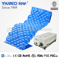 Alternating pressure bubble anti bedsore medical air mattress