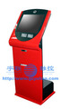 Yulian Touch Screen Kiosk with Fashion Design Ticket Vending Kiosk