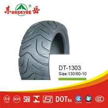 Motorcycle tire 130/60-10 DT-1303 street motorcycle tyres