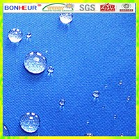 TC 65/35 high luminous waterproof fabric for outdoor cloths