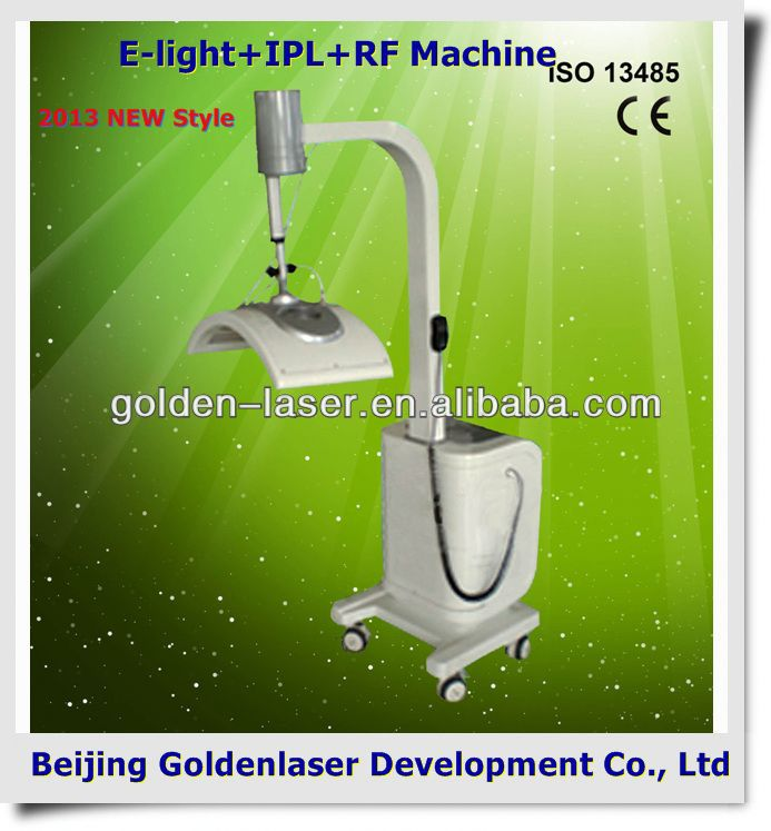 2013 New design E-light+IPL+RF machine tattooing Beauty machine body whitening products dear body cosmetology