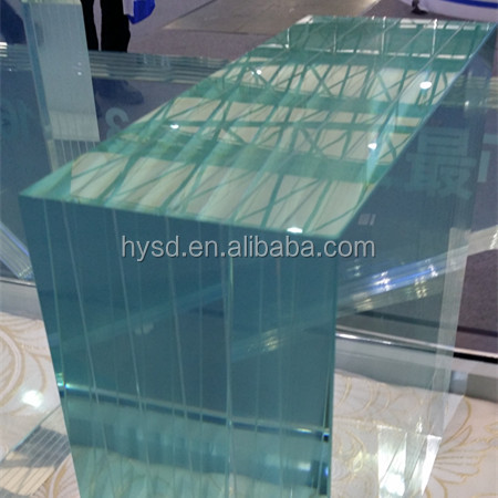 Beijing Haiyangshunda 6.38mm Clear Laminated Safety Glass Price With AS/NZS2208