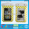 waterproof mobile phone bag cover for iphone4/4s with IPX8 certificate